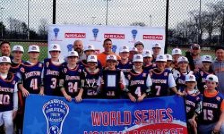Nissan World Series of Youth Lacrosse/Inside Lacrosse 13U World Rankings